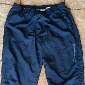 Champion polyester sweatpants / joggers XL vintage